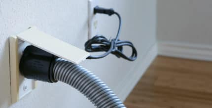 A Central Vacuum Could be the Answer to your Allergy Problems
