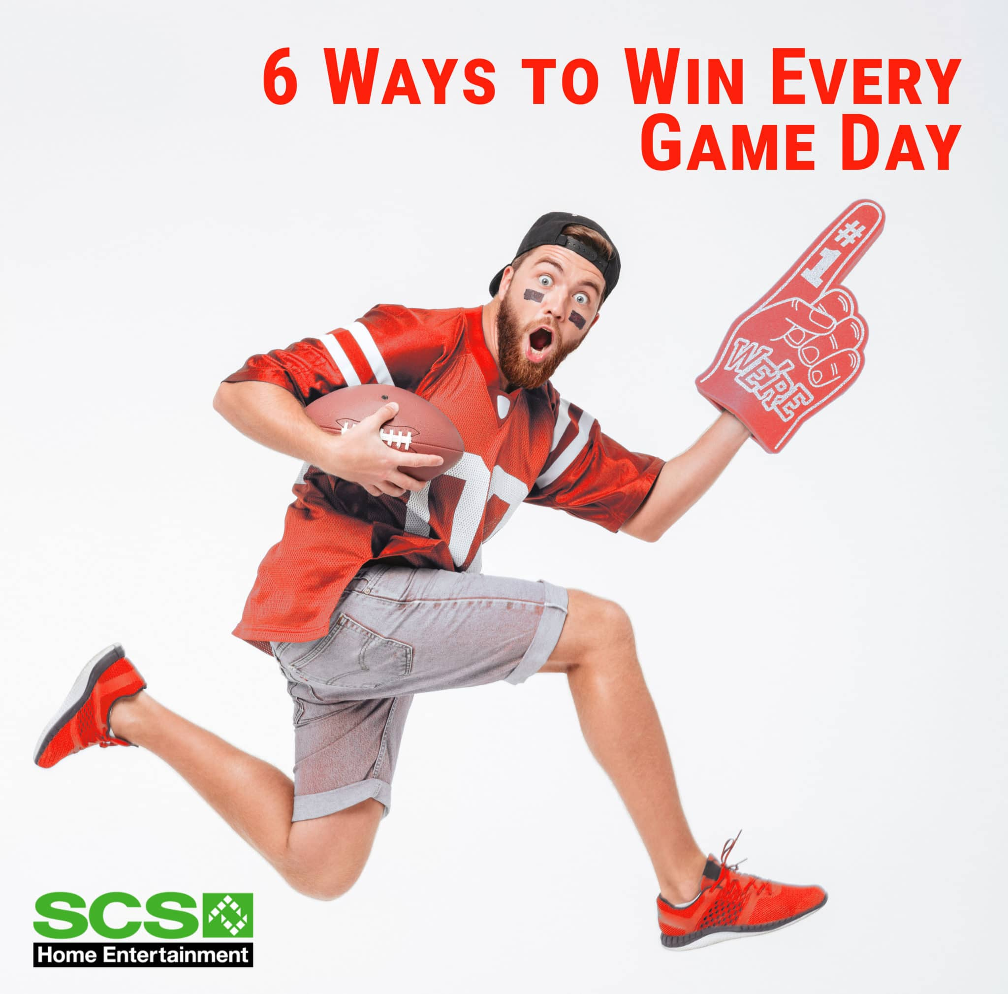 6 Ways To Win Every Game Day