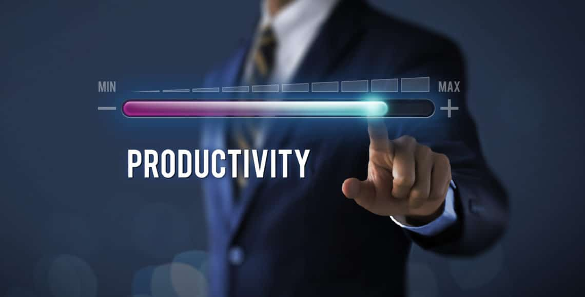 increase productivity through technology
