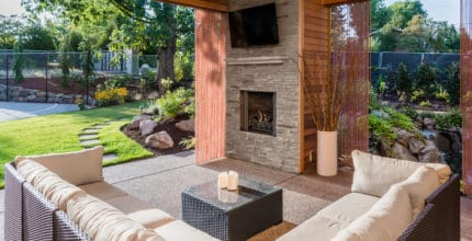 Outdoor Entertainment Space Planning in the Ozarks